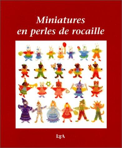 9782283588666: Miniatures en perles de rocaille