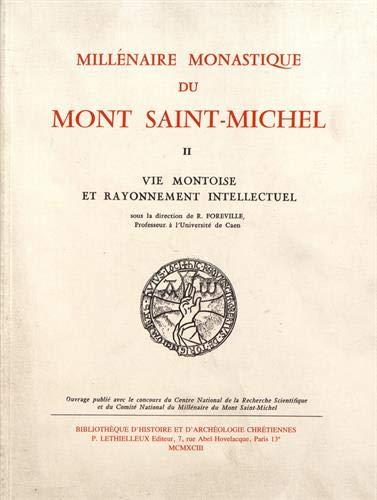 9782283600726: Vie Montoise et Rayonnement Intel.T.2 (French Edition)