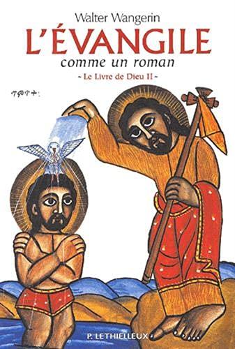 """""""le livre de dieu t.2 ; l'evangile comme un roman"""" (2283601886) by [???]"""