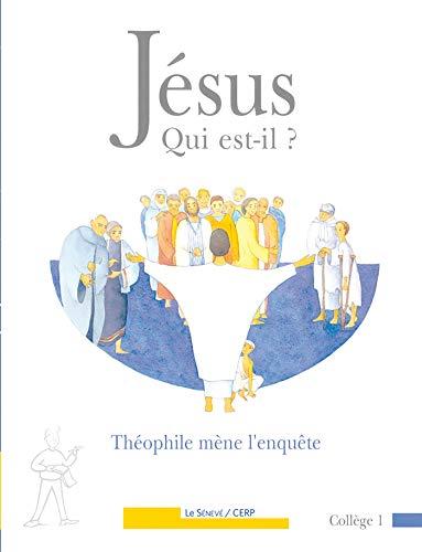 9782283731260: Jésus, qui est-il ? Evangile selon Saint-Luc : Théophile mène l'enquête