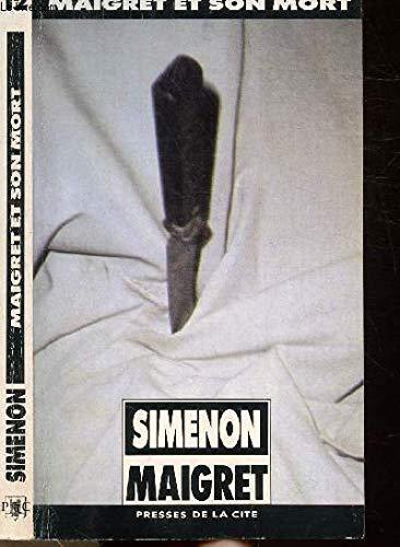 9782285003884: Maigret et son mort