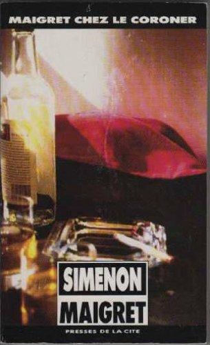 9782285004621: Maigret chez le coroner