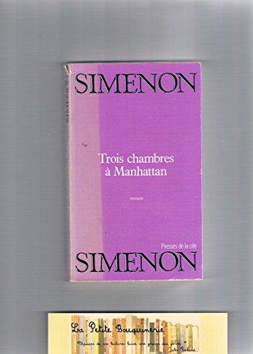9782285005604: Trois chambres à Manhattan