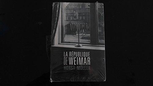 9782286001834: La République de Weimar