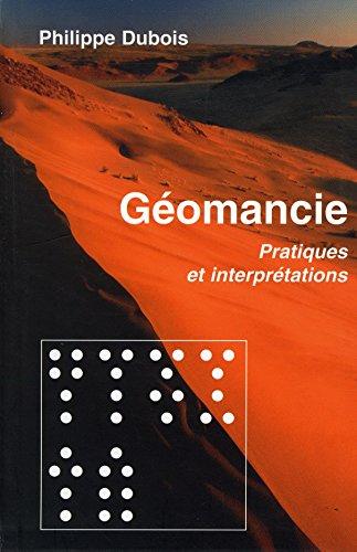 9782286011390: Géomancie : Pratiques et interprétations