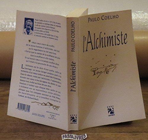 9782286013189: L'alchimiste