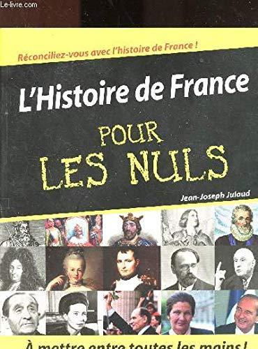 9782286016029: L'histoire de France pour les nuls