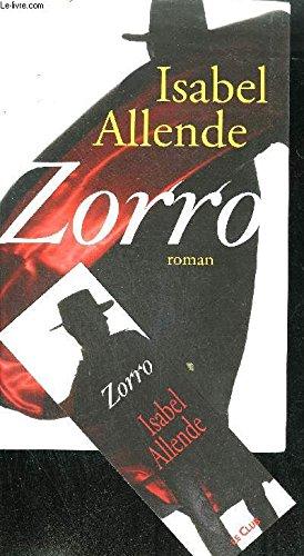 9782286016234: Zorro - A Novel