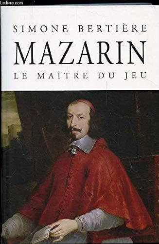 9782286034870: Mazarin : Le maître du jeu