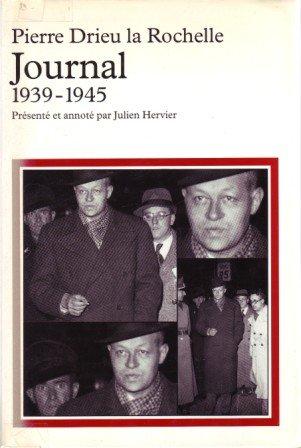 9782286038809: Pierre Drieu la Rochelle. Journal 1939-1945