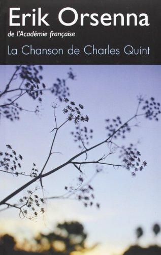 9782286042714: LA CHANSON de CHARLES QUINT