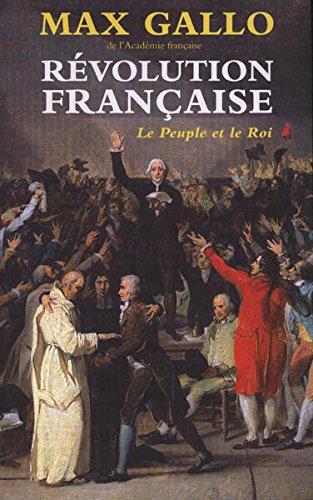 9782286052317: Révolution française Tome 1 : Le Peuple et le Roi