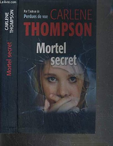 9782286055783: Mortel secret