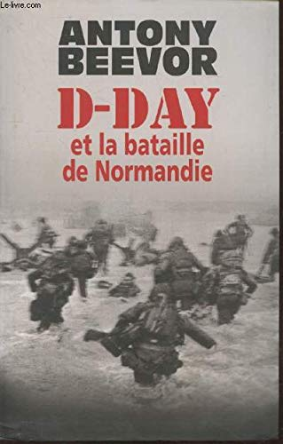 9782286057671: D-Day et la bataille de Normandie