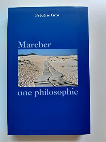 9782286061104: Marcher, une philosophie