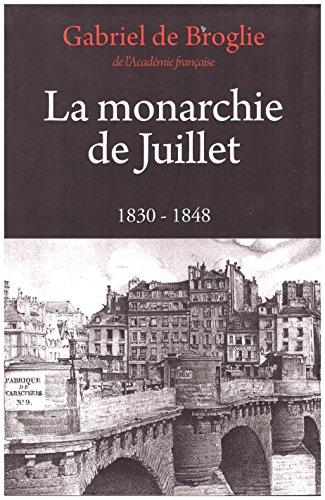 9782286080563: La Monarchie de Juillet