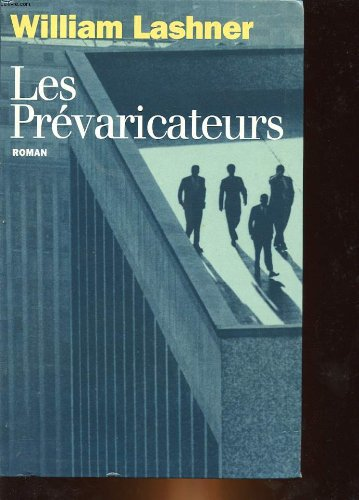 9782286116231: Les prevaricateurs
