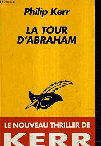 9782286116415: La tour d'Abraham