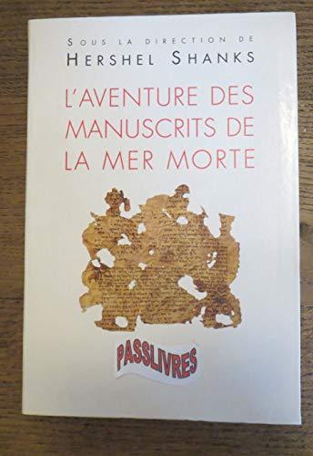 9782286141554: L'aventure des manuscrits de la mer morte