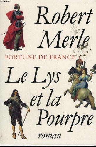 9782286142070: Fortune de france. le lys et la poupre.