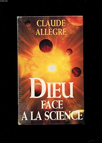 9782286143268: Dieu face a la science