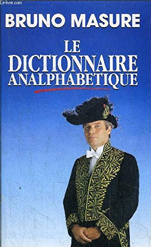 9782286478605: le dictionnaire analphabetique