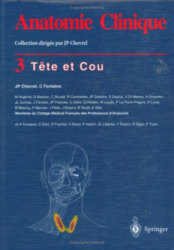 9782287000270: Anatomie Clinique