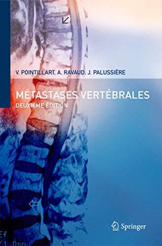 9782287337437: Métastases vertébrales. : 2nd Edition