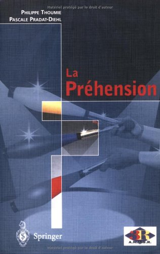 9782287597022: La préhension (French Edition)