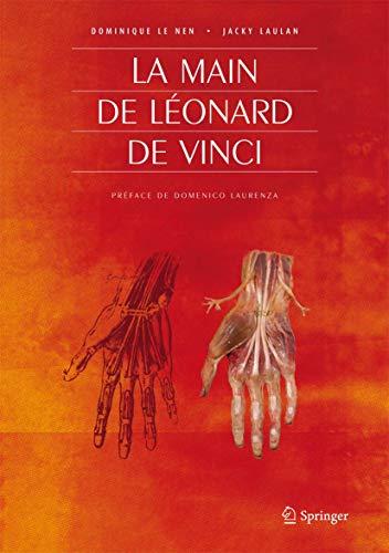 9782287990755: La main de Léonard de Vinci (French Edition)