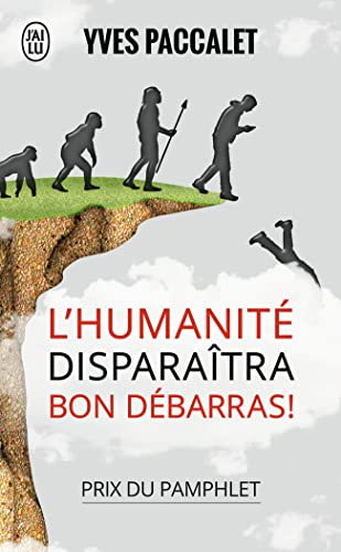 9782290001554: L'humanit� dispara�tra, bon d�barras !