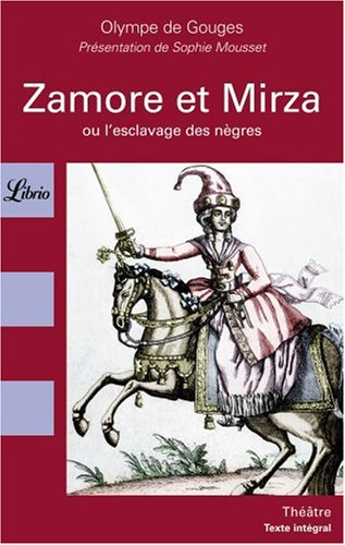 9782290001912: Zamore et Mirza : Ou L'Esclavage des Noirs