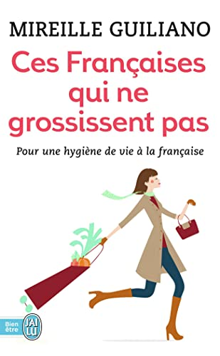 9782290001943: Ces Françaises qui ne grossissent pas : Comment font-elles ?