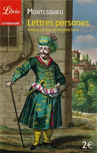 Lettres persanes: Montesquieu, Charles-Louis
