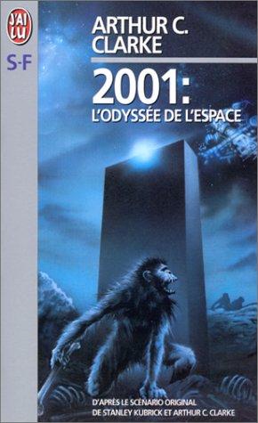 9782290003497: 2001 : L'ODYSSEE DE L'ESPACE