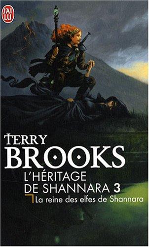 9782290006351: L'Héritage de Shannara, Tome 3 : La reine des elfes de Shannara