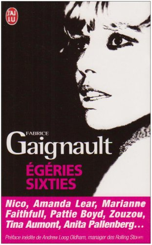 9782290008386: Egéries sixties (French Edition)