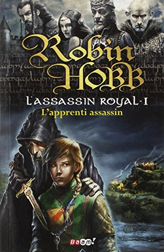 9782290008904: L'Assassin royal, Tome 1 : L'apprenti assassin