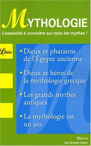 9782290009918: Librio: Mythologie (French Edition)