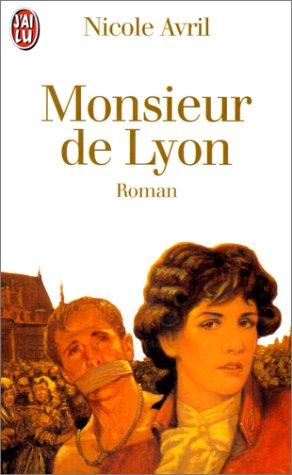 9782290010495: Monsieur de Lyon