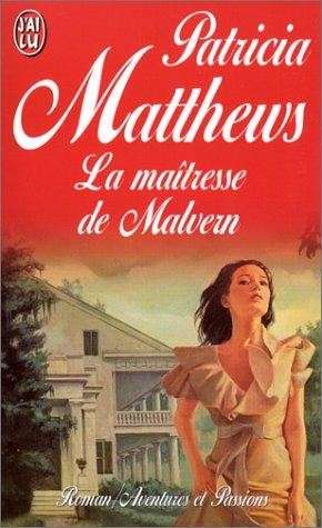 9782290010563: Maîtresse de Malvern