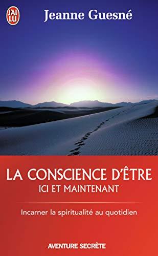 9782290011065: La conscience d'être (French Edition)