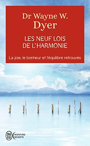 9782290011300: Les neuf lois de l'harmonie (J'ai lu Aventure secr�te)