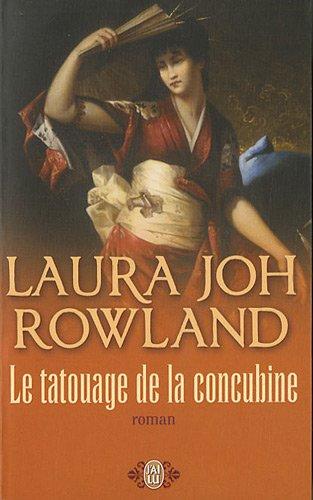 9782290011317: Le Tatouage De La Concubine (French Edition)