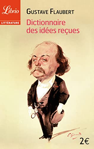 9782290011584: Librio: Dictionnaire DES Idees Recues (French Edition)