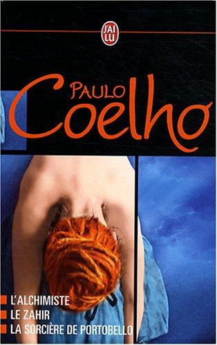 9782290012062: Paulo Coelho Coffret en 3 volumes : Tome 1, l'Alchimiste ; Tome 2, La sorci�re de Portobello ; Tome 3, Le Zahir