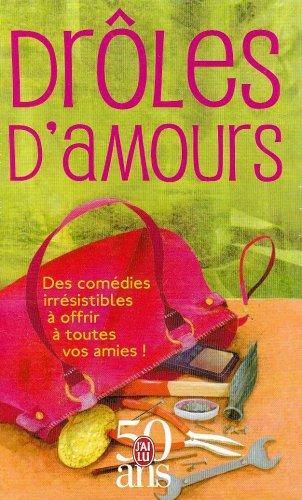 9782290012109: Drôles d'amours : Coffret 3 en volumes : PS : I love you ; Cause céleb' ; Nanny, journal d'une baby-sitter