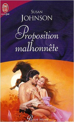 9782290013069: Proposition malhonnête (Pour Elle)