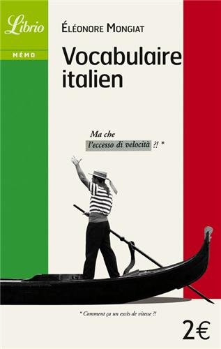 9782290013229: Vocabulaire italien