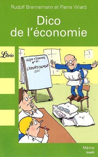 9782290014479: Librio: Dico De L'Economie (French Edition)